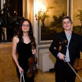 Olivia Haijoff & Marc Ramirez